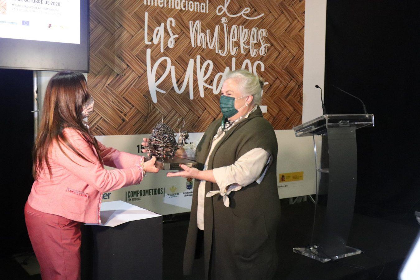 Colunga acoge los actos conmemorativos del Día Internacional de las Mujeres Rurales