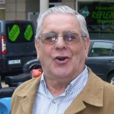 Hoy ha fallecido en Arriondas, a los 90 años de edad, Falo Cueto, entrañable personaje del concejo de Parres