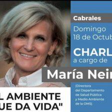 Una celebridad mundial de la salud visitará Carreña de Cabrales este domingo 18 de octubre