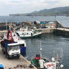 Puertos busca un lugar donde depositar los lodos que se extraigan del puerto de Llanes