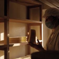 Dos riosellanos preparan una serie documental que contará la historia de los quesos de Asturias