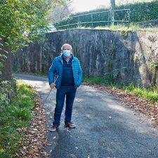 El riosellano pueblo de Abéu ofrece un muro de 125 metros cuadrados para que sea decorado por El Rey de la Ruina