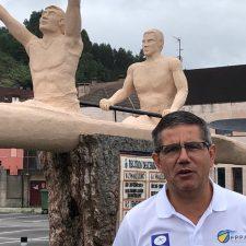 Dos candidatos lucharán por presidir la Federación de Piragüismo del Principado de Asturias
