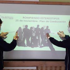 Alumnos del Colegio de las Dominicas de Ribadesella buscan mujeres con valores, conocimientos y habilidades especiales