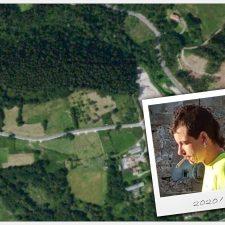 Un joven de 30 años pierde la vida en Ribadesella al caerle un árbol encima