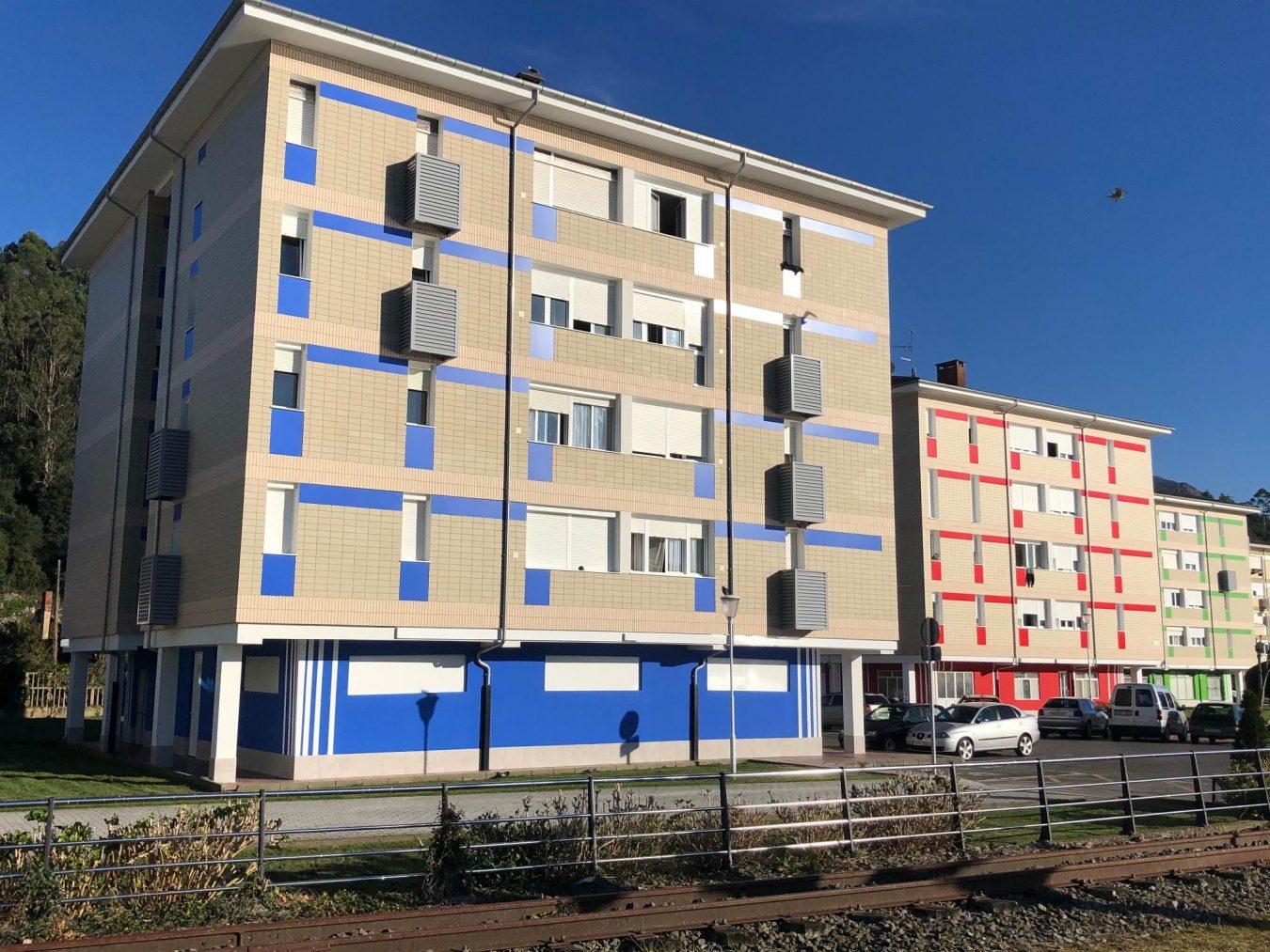La cuarta fase del ARRU del Cobayu prevista para el año que viene solo rehabilitará un bloque de viviendas