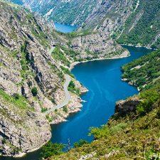 Agua del río Narcea para reforzar el abastecimiento de siete concejos del oriente de Asturias