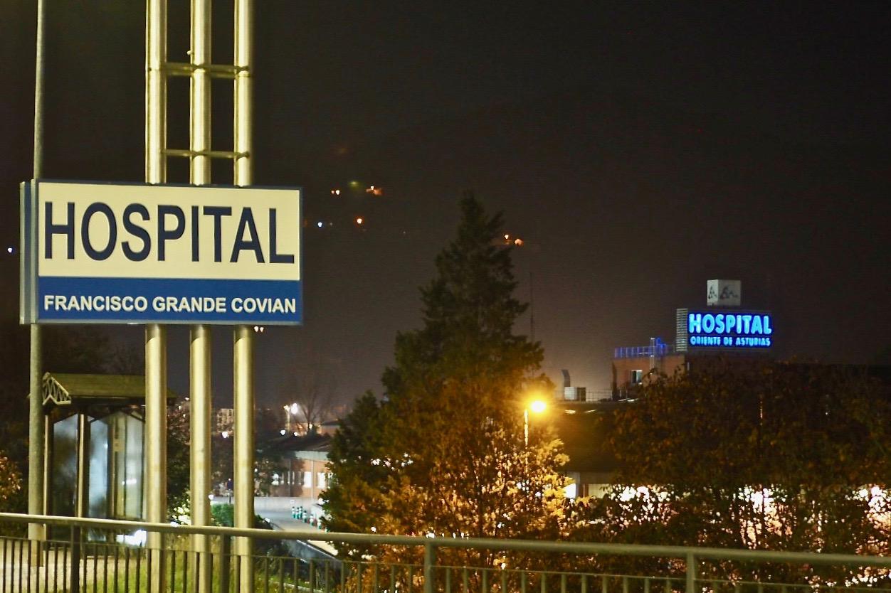 El Grande Covián de Arriondas se convierte en Hospital Covid en la 2ª ola del coronavirus