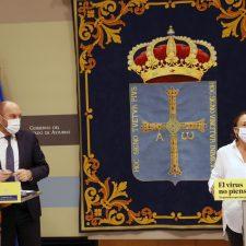 Asturias concederá ayudas de 1.500 a 4.000 euros entre los sectores afectados por los cierres sanitarios