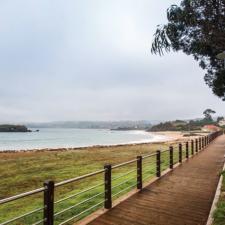 El PP de Colunga reclama actuaciones urgentes en la playa de Lastres y en el paseo marítimo de La Isla