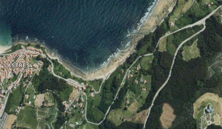 Los Presupuestos Generales del Estado incluyen una partida para la senda costera de Colunga a Lastres