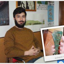 Hallazgo arqueológico en Ribadesella. Encuentran un hacha y una fíbula de la Edad del Bronce tardío