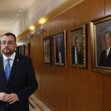 Mensaje de Fin de Año del presidente del Principado, Adrián Barbón