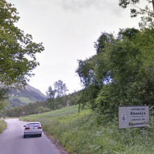 El Principado acometerá obras de emergencia en dos carreteras de Ribadesella y Cangas de Onís afectadas por las lluvias