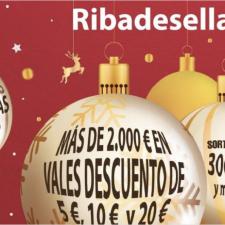 Ribadesella agota los rascas de la Navidad y el Ayuntamiento duplica los premios con otros 15.000 vales de la suerte
