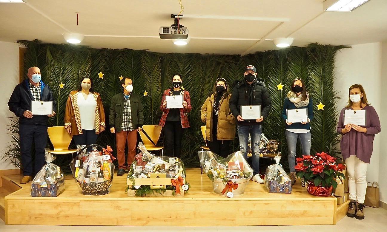 Elsa Valle gana el 1º Concurso de Fachadas y Rincones Navideños del concejo de Caravia
