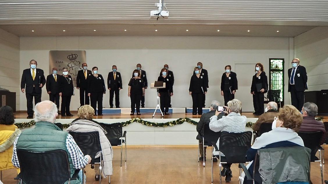 Navidad coral en Ribadesella con un concierto de La Fuentina cargado de estrenos y regalos