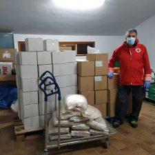 La crisis económica del coronavirus eleva a 124 el número de familias vulnerables en el concejo de Ribadesella