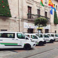 El Ayuntamiento de Llanes completa la renovación de su flota de vehículos con cuatro nuevas incorporaciones