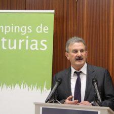 El oniense Ramón Alvarez, reelegido presidente de la Asociación de Campings de Asturias