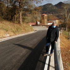 Concluye la reparación de los hundimientos aparecidos en la carretera PR-5 a la altura de San Juan de Parres