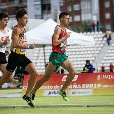 Comienza la temporada de atletismo en pista cubierta con buenos resultados para el COA
