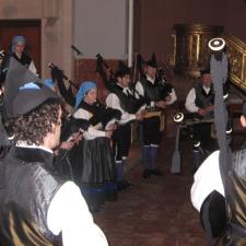 El Himno a la Virgen de Guía ya suena a la gaita. Lo estrenará la Parroquia de Ribadesella este martes y miércoles