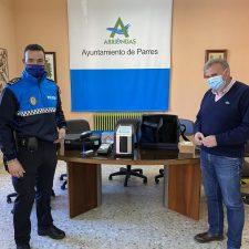 El Ayuntamiento de Parres dota a su Policía Local con un detector de drogas