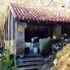 El Ayuntamiento de Llanes da por concluida la rehabilitación del lavadero de La Borbolla