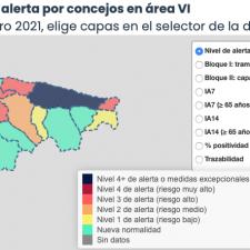 Onís registra el primer contagio del año, el séptimo desde el inicio de la pandemia