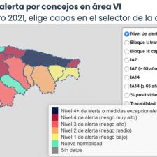 La residencia de Ribadesella recibe la segunda dosis de la vacuna y la comarca suma 7 nuevos positivos