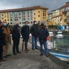 El PP presenta una proposición en la Junta General para mejorar la seguridad de las embarcaciones pesqueras en el puerto de Llanes