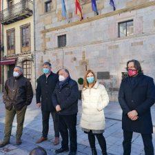 PSOE y Cs destacan la buena salud, la cohesión y el cumplimiento del pacto de Gobierno en Ribadesella