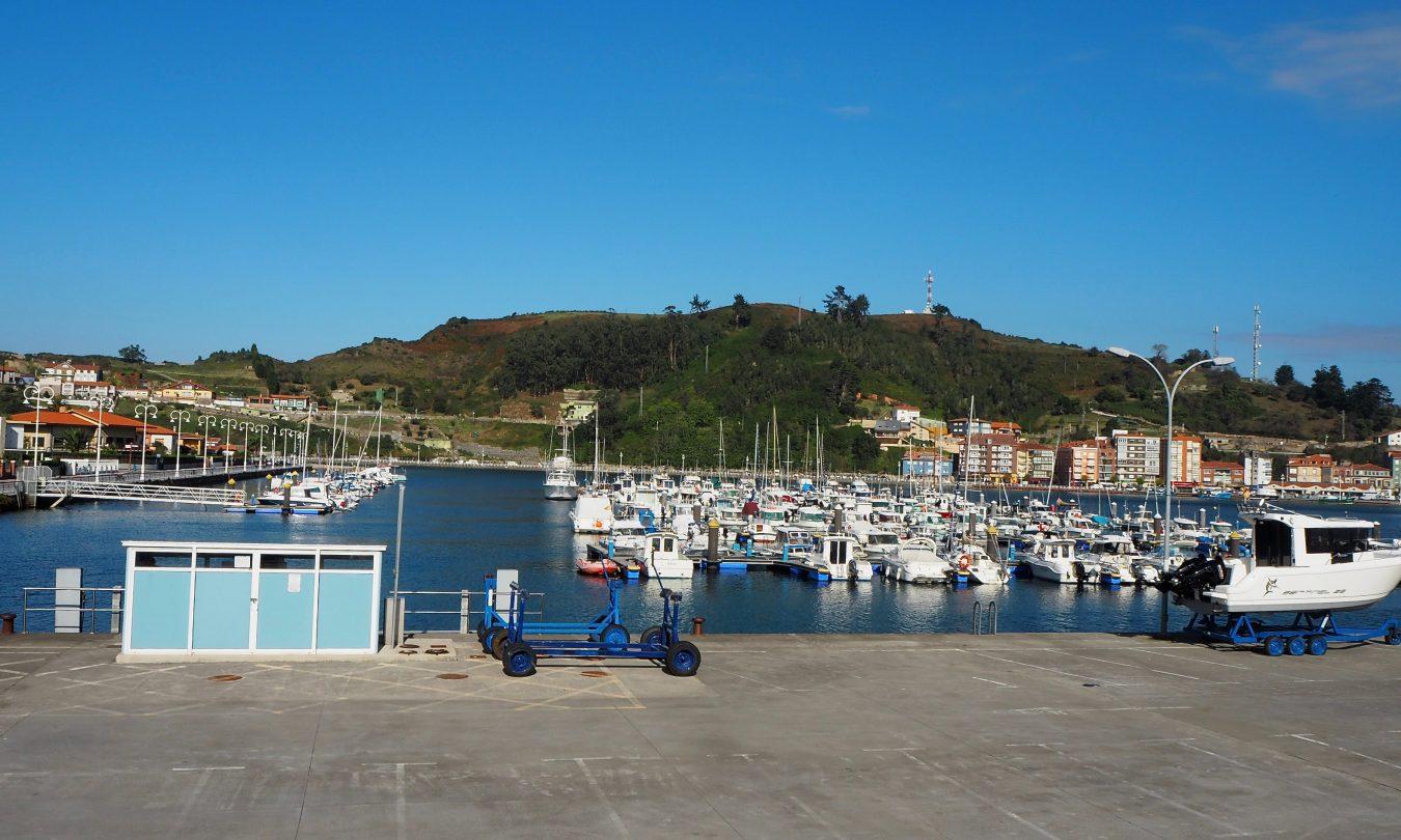 El Partido Popular de Ribadesella pide la ampliación del puerto deportivo para ubicar en él toda la actividad náutica