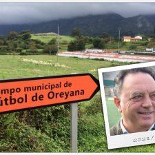 El Ribadesella CF mantiene su propuesta de nombre para el Campo de Oreyana, aunque está aparcada debido a la pandemia