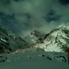 El riesgo de aludes en los Picos de Europa aumenta de cara al fin de semana