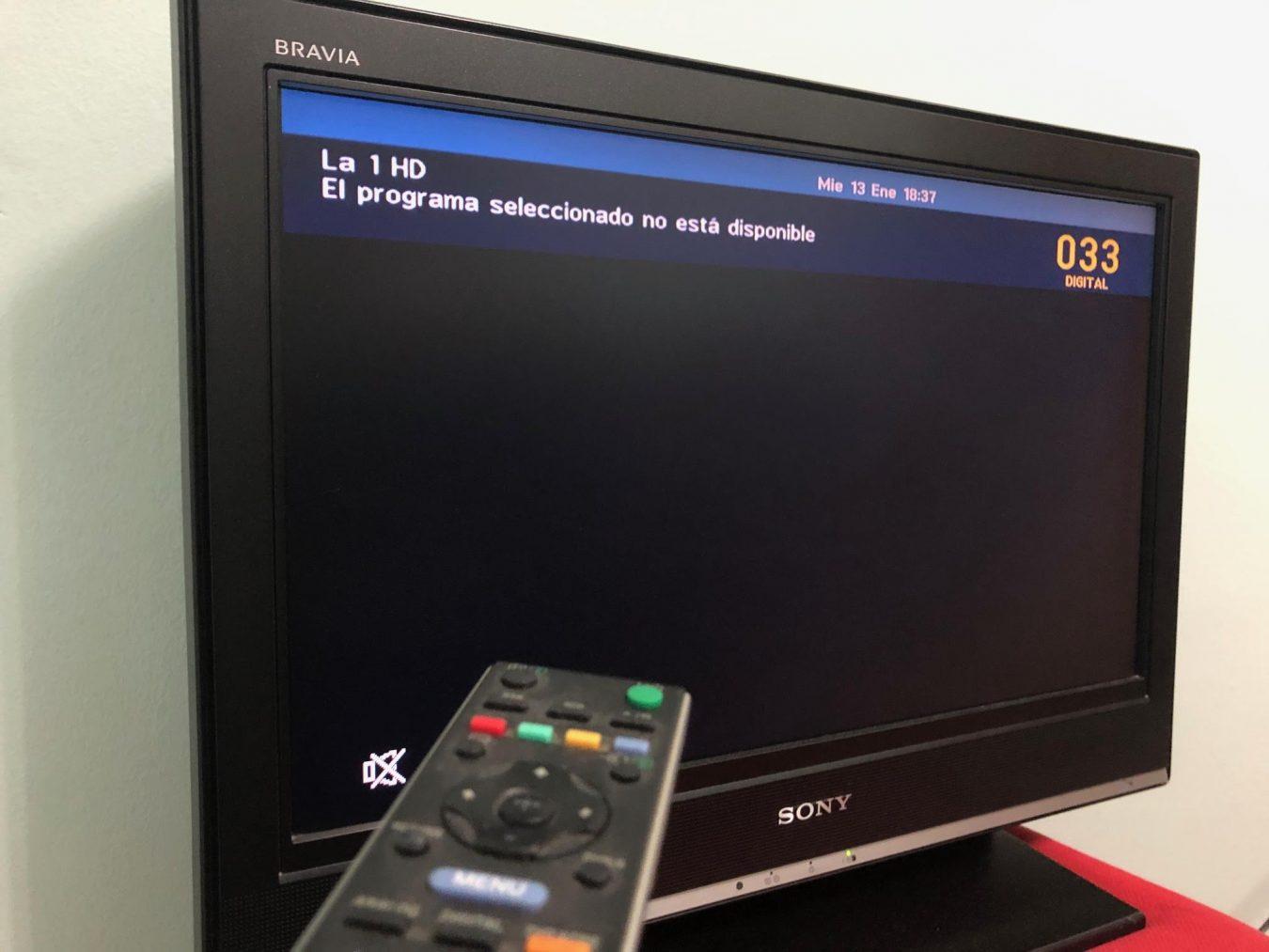 Quejas en Ribadesella por la nula recepción de la TDT en varios puntos del concejo