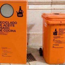 Cangas de Onís logra almacenar mas de 23.000 litros de aceites vegetales usados para su reciclaje