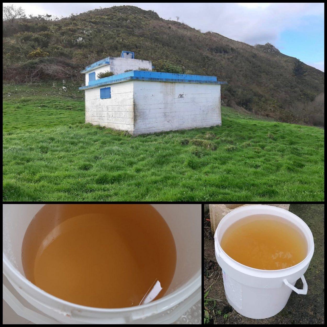 El PP de Ribadesella pide agua digna para Sardéu y plantea varias soluciones