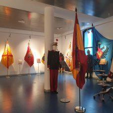 Cangas de Onís acogerá una exposición de banderas históricas promovida por el Ministerio de Defensa