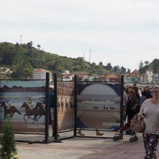 Ribadesella aplaza sine die las populares Carreras de Caballos de la playa