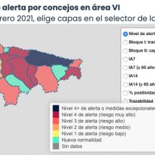 Ribadesella, Onís, Llanes y Piloña se anotan los últimos contagios registrados en la comarca