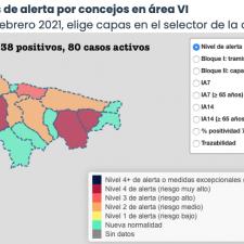El coronavirus se propaga por Peñamellera Alta con 5 de los seis contagios registrados en la comarca