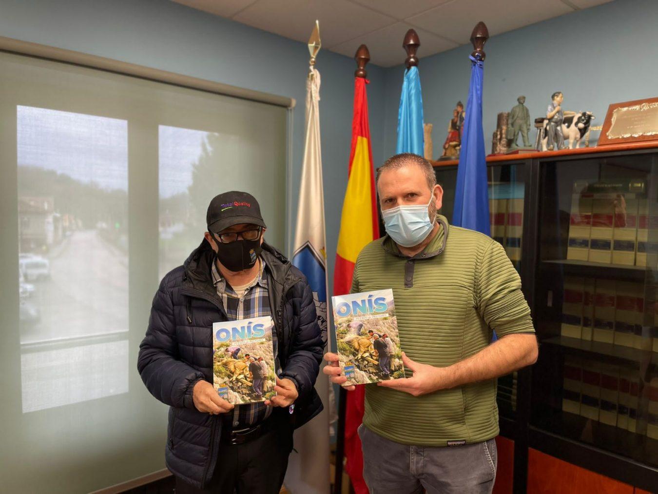 La guía digital sobre el concejo de Onís, Pueblo de Pastores, editada en papel para los vecinos