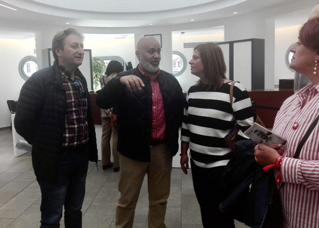 Gimena Llamedo presidirá la gestora de la agrupación socialista de Llanes