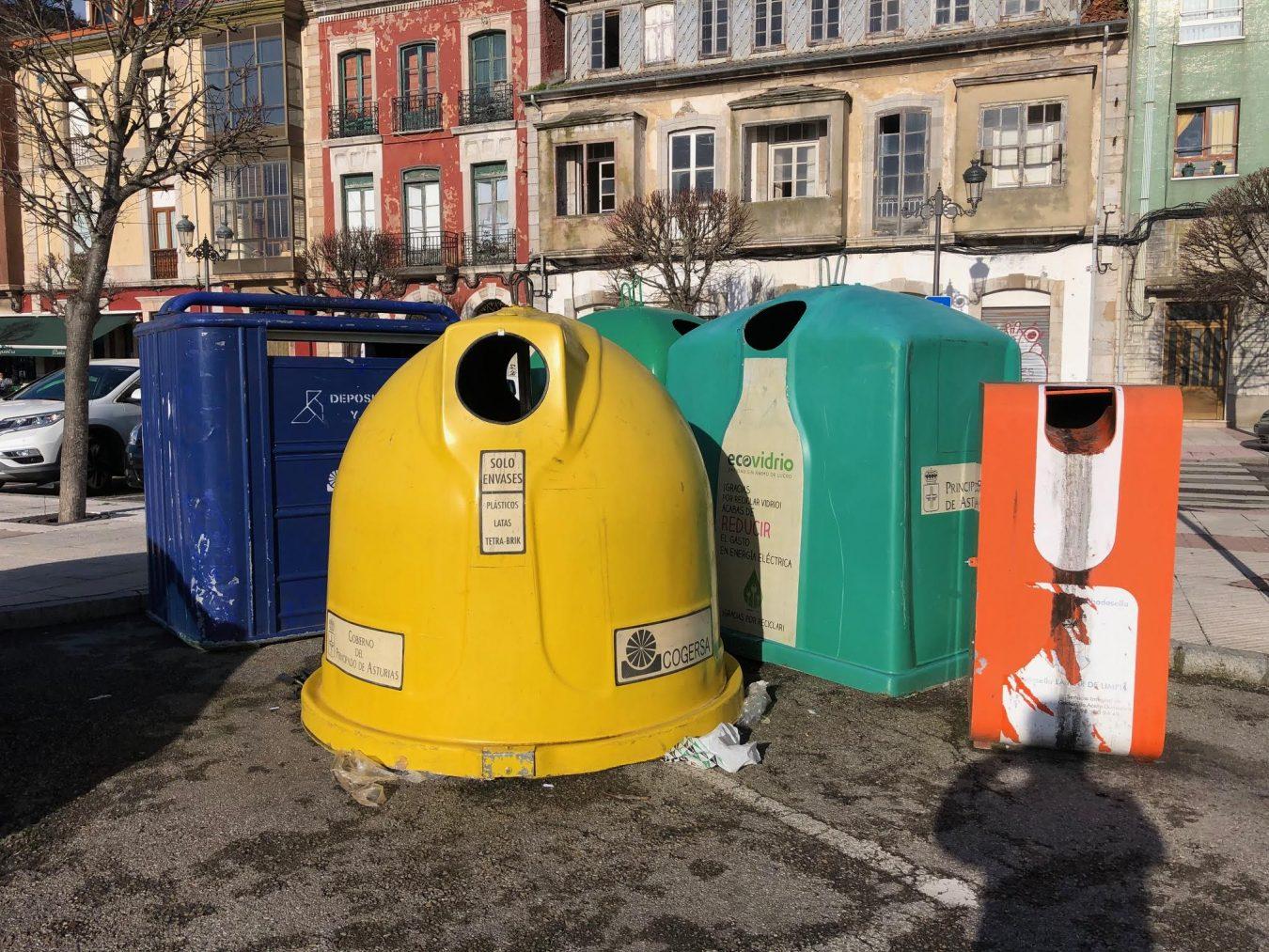 Descubre cuáles son los municipios del oriente de Asturias que mas y menos reciclan