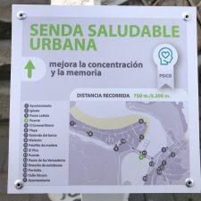 Ribadesella pone en marcha una Senda Saludable Urbana que recorre 54 hitos de la villa y la playa