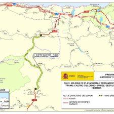 El Consejo de Ministros autoriza 80 millones de inversión para mejorar el Desfiladero de La Hermida (N-621)
