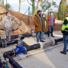 Concluida la obra civil, la ETAP de Nueva iniciará su período de pruebas en cuanto disponga de suministro eléctrico