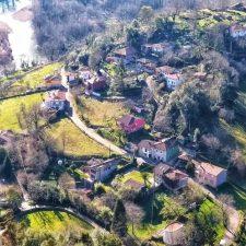 Fuentes, una aldea parraguesa recuperada con un solo nacimiento en los últimos quince años